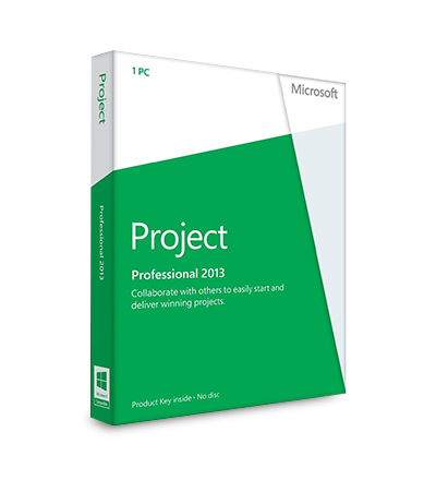 Project 2013 Professional