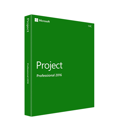 Project 2016 Professional (+ server CAL), OLP NL