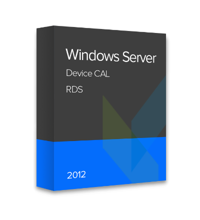 Windows Server 2012 Device CAL RDS – 1