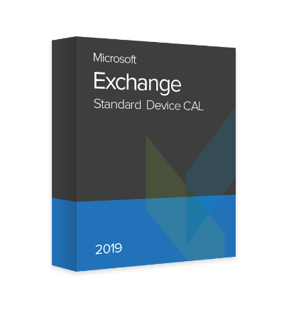 Microsoft Exchange 2019 Standard Device CAL